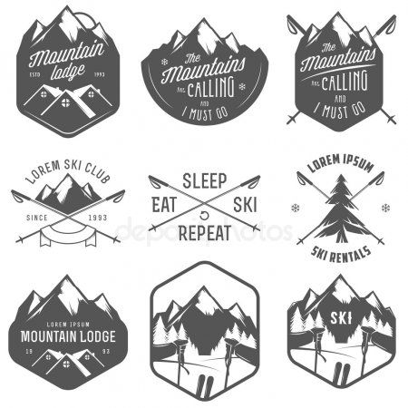 Download Logos And Vintage Badges Collection For Free Retro Logos Vintage Logo Vector Free