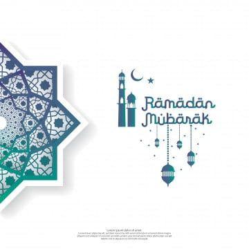Ramadan Mubarak With Typography And Abstract Islamic Mandala For Invitation Ramadan Kareem Eid Greeting Png And Vector With Transparent Background For Free D In 2020 Ramadan Ramadan Greetings Eid Greetings