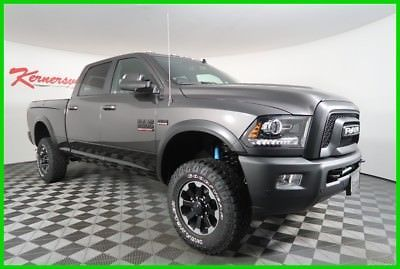 Ram 2500 Power Wagon 4wd V8 Hemi Crew Cab Truck Backup Camera In 2020 Power Wagon Backup Camera Crew Cab