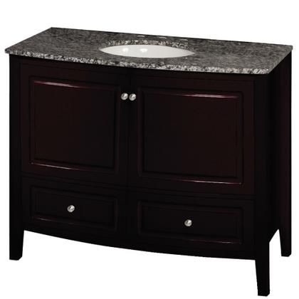 Yvec 056ma 35 5 Freestanding Wood Vanity With Black And White