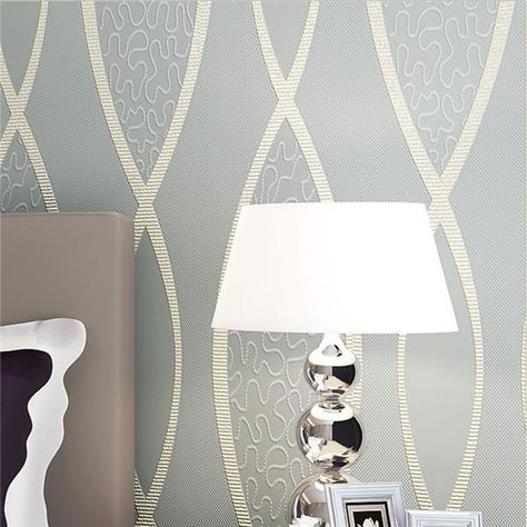 3d Wave Flocking Wallpaper Wp222 Cheerhuzz Wall Wallpaper Paper
