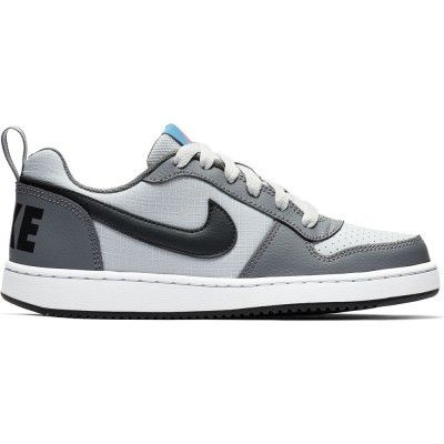 zapatillas nike gris niño