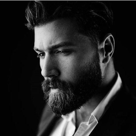 BEARDREVERED on TUMBLR | the-bearded-stag: Dapper styles from @fracrox ...