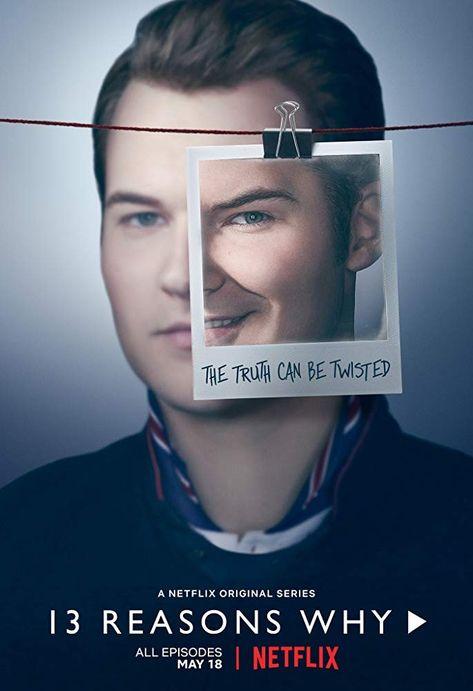 13 Reasons Why Bryce Walker Filmes Netflix Verdades