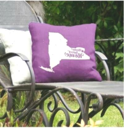 East Urban Home Home Sweet Indoor Outdoor Throw Pillow Wayfair Pillowcovers East Home Indooroutdoor Pillow Throw Pillows Pillows Outdoor Throw Pillows