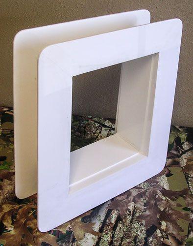 Dog Door Trim Kits 4 Paws Feathers And Furr Pinterest Door
