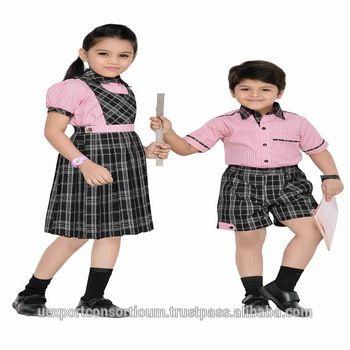 Nursery School Uniform Design