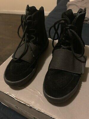 eBay Sponsored) Used Adidas Yeezy 750 Boost Triple Black