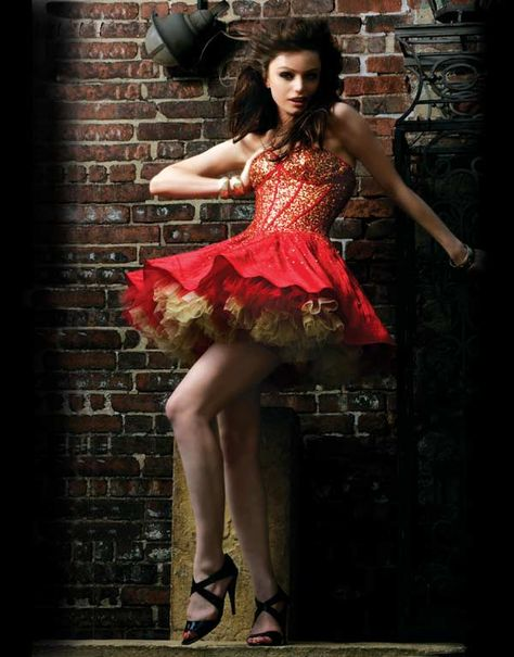 Tutu prom dresses short prom dresses