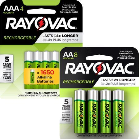 Pin By Inal Chams On Astuces Utiles Bricolage Nimh Aaa Batteries Rechargeable Batteries