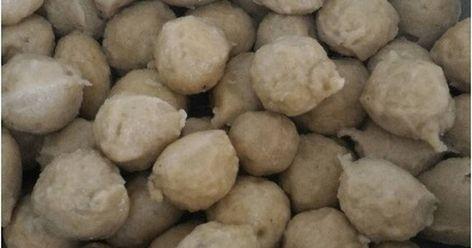 Resep Bakso Sapi Kenyal Tapi Lembut Oleh Laily Agustien Ummifaizfaqih Resep Resep Bakso Sapi