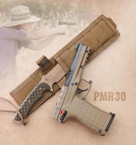 PMR30. 30 rounds of 22 Magnum is my favorite pistol ever. hi powered and lots of ammo in that one mag