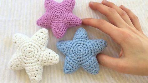 Amigurumi Mini Baby Star Crochet pattern by CrochetArtDesign ...   266x473