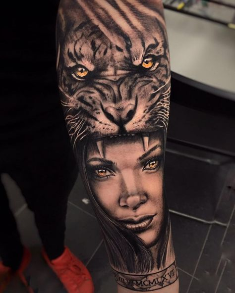 "387d65f5d8502 Em Morris on Instagram: ""Amazing artist Dode Pras Ink By Bali ..."