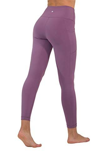 d4778a21cd476 90 Degree By Reflex High Waist Tummy Control Interlink Squat Proof Ankle  Length Leggings, #