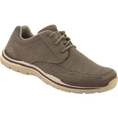 sketcher men's slip on shoes