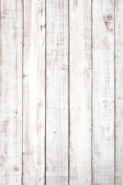 White Wood Floor Backdrop for Distressed  Photography image 1