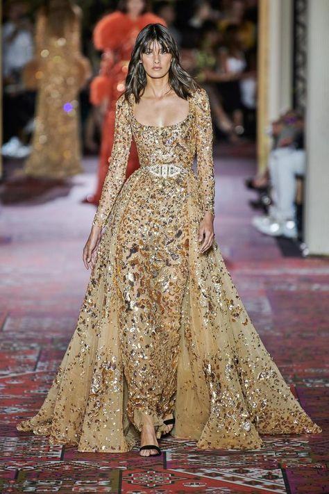 Zuhair Mirad haute couture autumn/winter '19/'20 - Vogue Australia