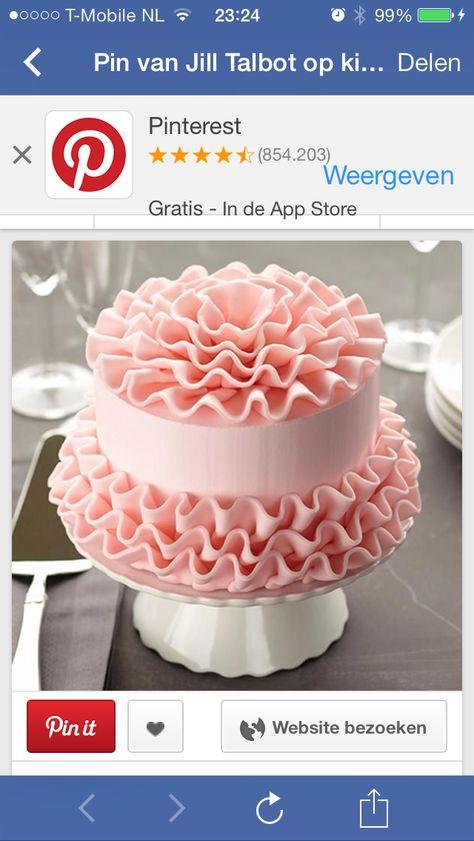 4 delen cake