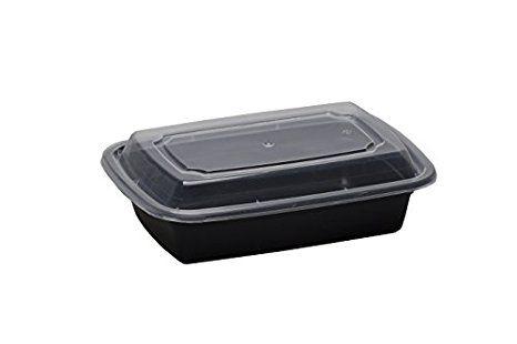 safepro 24 oz black rectangular