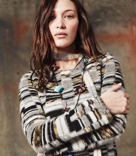 "missoni: "" Missoni at Milan Fashion Week February 2018 """