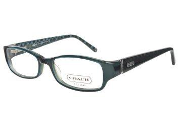 258fc3a2fb8a1 New Eyeglasses COACH HC 5001 (TARYN) 9021 (DARK SILVER) 50-16 135  COACH