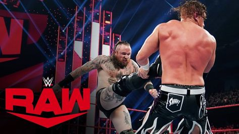 Aleister Black vs. Buddy Murphy Official For 12/30 WWE Raw: The rematch between Buddy Murphy and Aleister Black is set… Via www.fightful.com