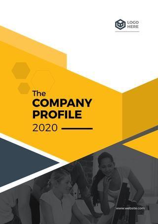 Company Profile Company Profile Design Templates Company
