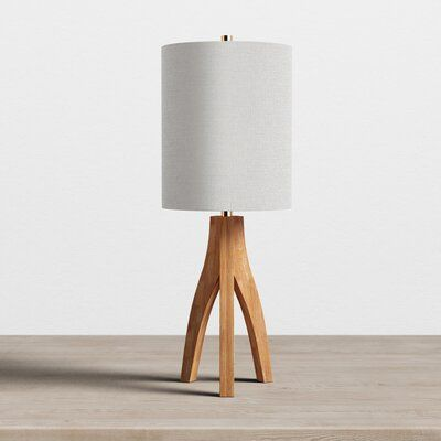 Liara 27 Tripod Table Lamp Tripod Table Lamp Table Lamp Wood Wooden Table Lamps