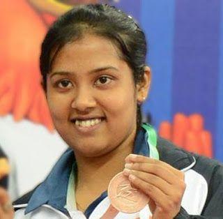 Ankita Das Rising Indian Table Tennis Player Indian Table Table Tennis Player Table Tennis