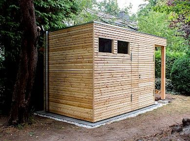 Gartenhaus Mit Vordach Gartenhaus Garten Lounge Haus