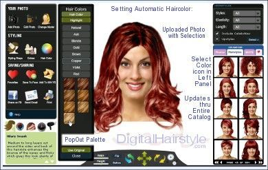 Use Hair Color Chart To Change Hair Colors Online Change Chart Color Colors Hair Hair