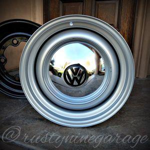 15 Copper Wolfsburg Edition Smoothie Wheels For Volkswagen Bug