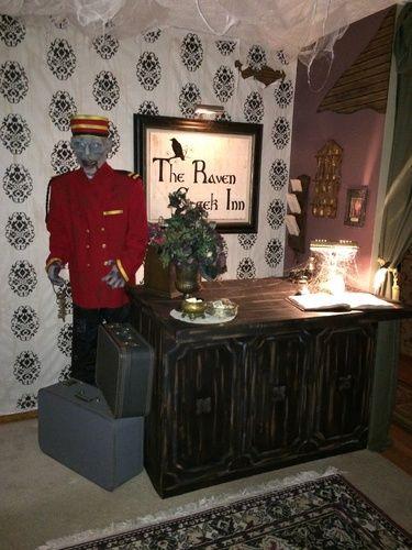 W Hotel Halloween 2018