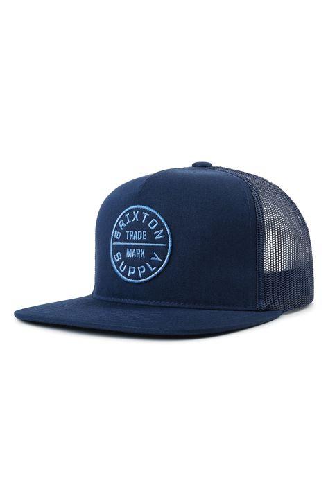 Brixton Oath III Snapback Hat Men/'s