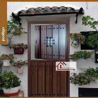 Dominio Caducado Puertas De Entrada Rústicas Puertas Rusticas Exterior Puertas Exteriores Madera