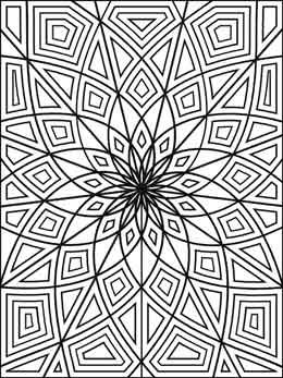 So pretty, free printable coloring pages. This will keep even an older kid busy for a while!