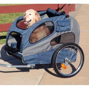 The Best Dog Bike Trailers In 2020 Biking With Dog Dog Stroller