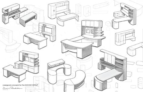 Industrial Design Sketches Chair - Home Design Jobs ...