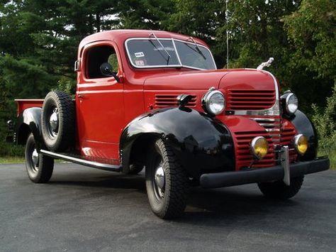 1940 dodge truck.