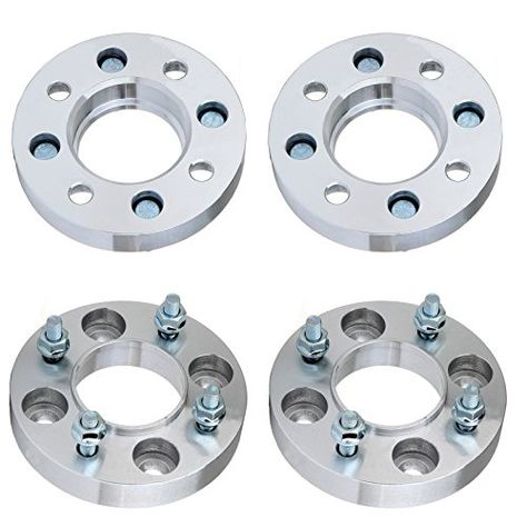 "4x110 1/"" ATV Yamaha Grizzly Wolverine Big Bear Kodiak Wheel Spacers"