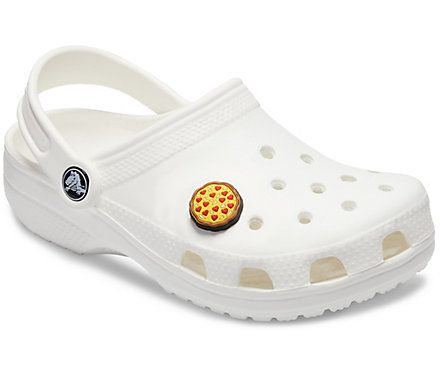 new arrival a4d5b efbc3 Love Pizza Jibbitz™ Shoe Charms - Crocs | Don't Call Me Baby ...