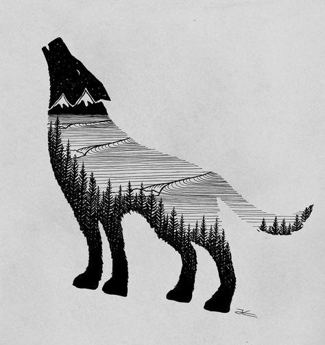 Wolf Dreams Sweatshirt