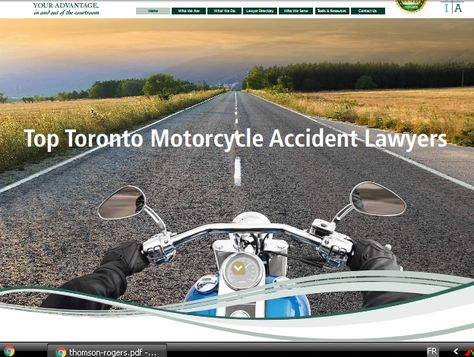 accident lawyers motorcycle