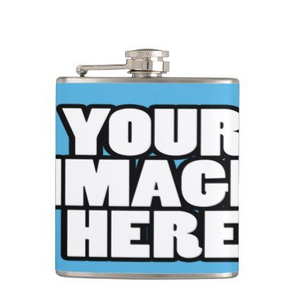 Easy Make Your Own Custom Personalized Hip Flask Zazzle Com Personalised Hip Flask Hip Flask Flask Diy
