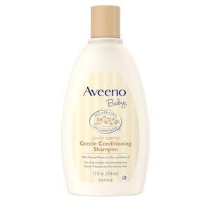 Aveeno شامبو ملطف لطيف للأطفال معطر عطر خفيف 12 أونصة سائلة 354 مل Discontinued Item Conditioning Shampoo Aveeno Baby Aveeno
