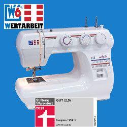 W6 Wertarbeit W6 Nahmaschine N 1235 61 W6 Nahmaschine Nahmaschine Anfanger Und Einfache Maschinen