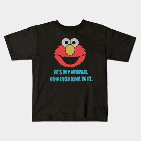 Elmo's World Young T-Shirt