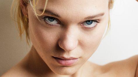 La beauté de Léa Seydoux se veut précise, concise, efficace. Et même si elle avoue ne pas trop s'en préoccuper, elle a tout de même de sacrés réflexes de connaisseuse.