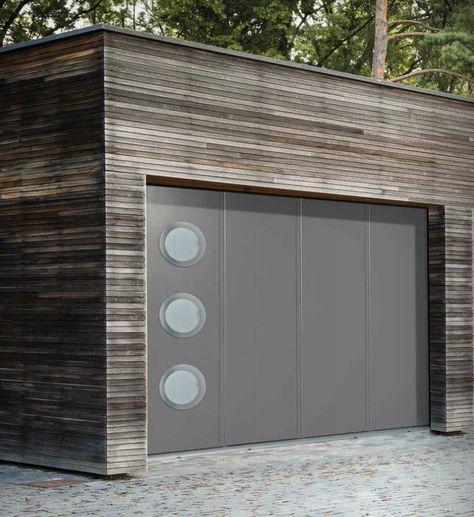 Porte de garage coordonnée sectionnelle Novoferm    wwwkomilfo